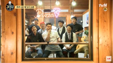 韩国出现山寨版《姜食堂2》?一间食堂直接搬照了菜单、菜名,引发观众指责:「没有商业道德!」 - KSD 韩星网 -118248-751228