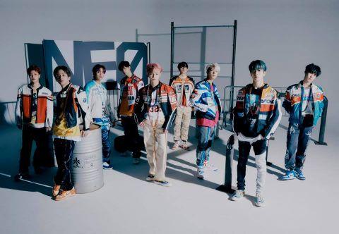 NCT 127 发行正规二辑改版 再度登上各种排行榜宝座!