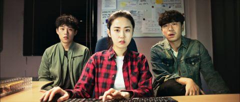 惊悚电影《Search Out》上映首周取得佳绩,为韩国电影带来安慰
