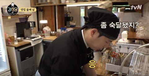 你们也觉得《姜食堂2》比上一季辛苦吗?安宰贤似乎真的很累、「真实朋友」宋旻浩&P.O根本没有多余对话 - KSD 韩星网 -117615-744723