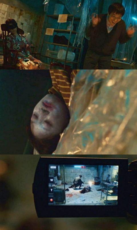 半夜追剧《Voice3》这一幕看完狂打冷颤,当晚立刻就做恶梦啦~!!!