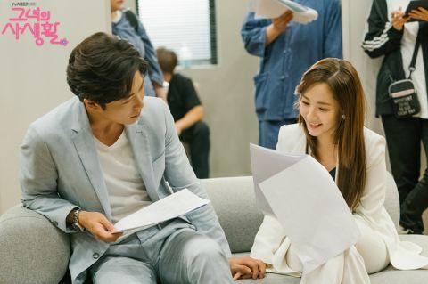 《她的私生活》今晚第16集大结局:以后就是「狮我道」啦~! - KSD 韩星网 -117129-739499