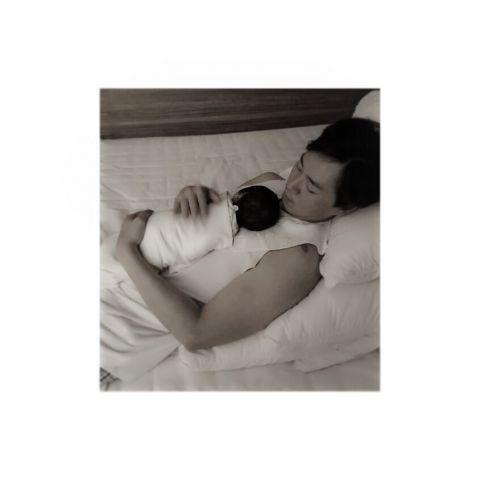 延政勋♥韩佳人今日(13日)喜迎二胎! 「母子均安 望大家多多多祝福」 - KSD 韩星网 -116622-734166