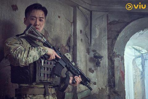 MBC的救星!新剧《黑色太阳》开播收视率成绩亮眼,网友评价:不愧是南宫珉,演技就是强~