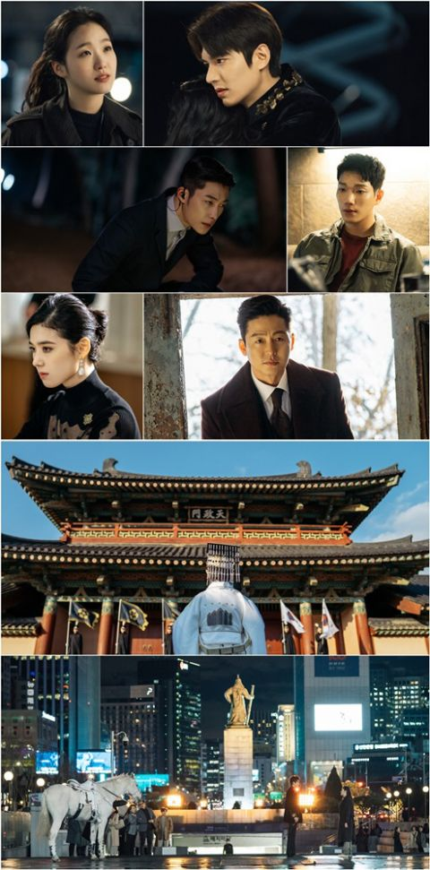 《The King:永远的君主》第一集中文字幕预告公开,李敏镐紧紧抱住金高银!