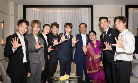 Super Junior今年做了什么? 韩流帝王当然是继续为KPOP开疆拓土啦!