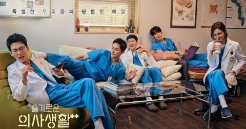 太期待啦!罗PD将与《机智医生生活2》五人帮合作新综艺,在下个月进行拍摄!