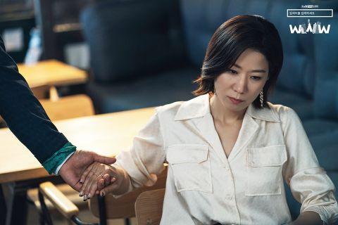 韩剧《请输入检索词WWW》三组CP最新剧照,姐姐们的罗曼史大肆展开!