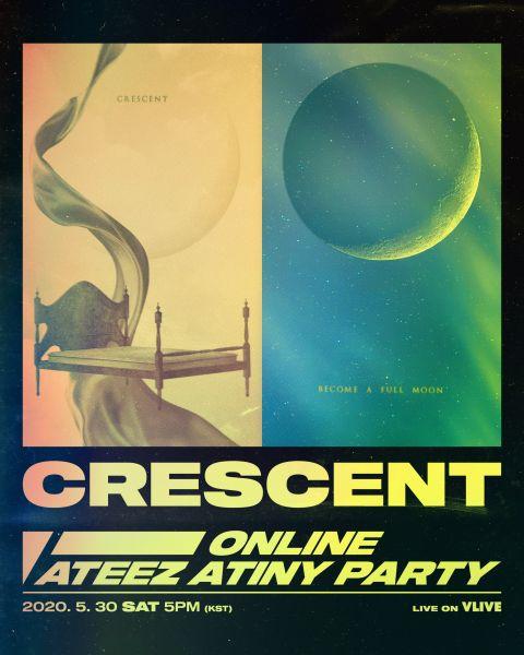 ATEEZ 响应社交距离规范 下周在线上举行粉丝派对!