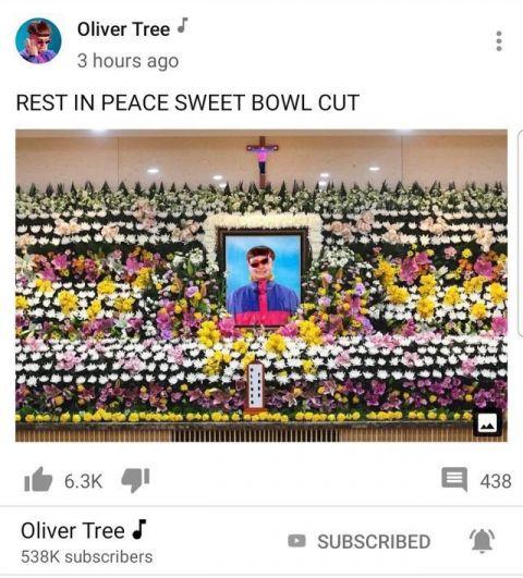 把伤痛过往当好玩!美知名歌手Oliver Tree恶搞已故歌手SHINee钟铉灵堂照!「非故意犯下愚蠢错误」