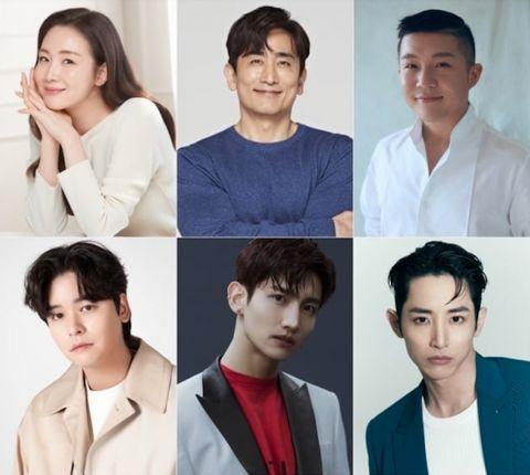 JTBC新综《西式快餐》出演阵容确定!崔智友变身「社长」与车仁杓、最强昌珉、李洙赫一起开设餐厅!