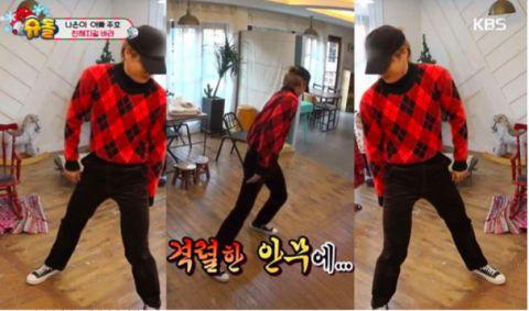 【有片】《超人回来了》EXO KAI的「屈辱」!SWAG版儿歌表演看得娜恩一脸懵:叔叔在干嘛