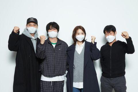 润娥新片接不停:从《奇迹》到《两点的约会》,合作演员李钟硕&金宣虎也全都是大势!