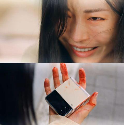 《The Penthouse 3》千瑞璡剧中使用的新款摺机,改造得超可爱!