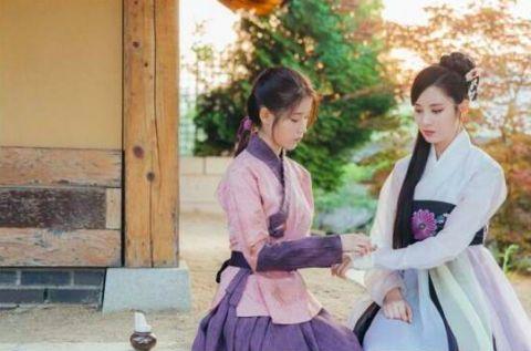 徐玄 VS 润娥 VS Yuri:少女时代队友们的古装PK