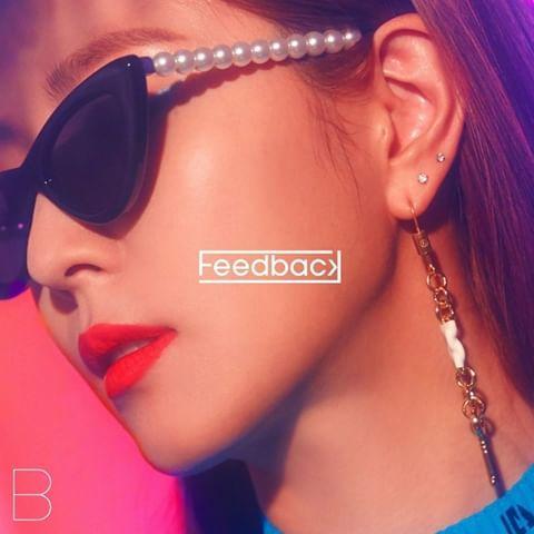 BoA 自创曲《Feedback》新歌MV公开,与饶舌歌手 Nucksal 擦出全新火花