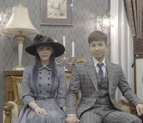 G.O 崔艺瑟稳定交往一年半 今日开心宣告婚讯! - KSD 韩星网 -118183-750544