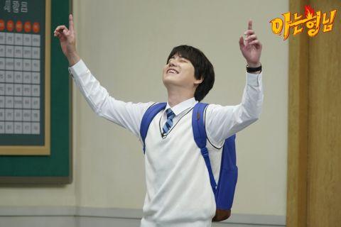 SJ圭贤出演《认哥》!他透露:「在训练所洗澡时…总会有人在旁边『围观』」 - KSD 韩星网 -117058-738739