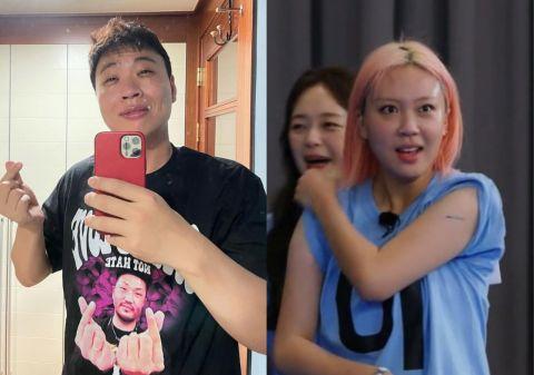 真的是「综艺大势」啊!美珠已参与《RM》录制,还将和李相烨一起出演《惊人的星期六》