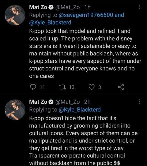 英DJ呛BTS「不是靠音乐成功」&抨击K-pop产业「奴役儿童」,无礼发言招来网友围攻!