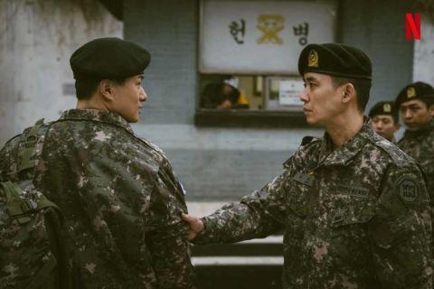 《D.P:逃兵追缉令》揭露韩国军队黑暗面「你们明明都知情,但却选择旁观」 结局超震撼
