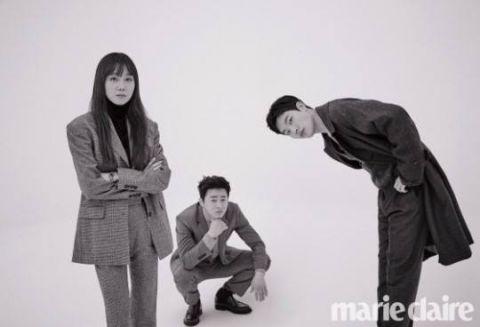 《肇逃计画》颜值+演技最强合体 孔晓振、柳俊烈、曹政奭海报画报公开