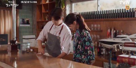 《海岸村恰恰恰》第11集先公开:甜蜜爆发的惠珍&洪班长,最后竟然来了一个大反转 XD