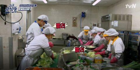 拍摄《姜食堂》的后遗症?殷志源在《高校供餐王》透露:「我现在去食堂都不点餐了!」