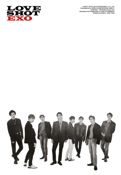 EXO要向你開槍啦!後續《LOVE SHOT》預告突襲公開                  KPOP   2018年12月6日  星期四14:34   Koala