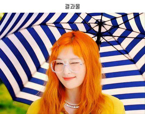 70岁李秀满的审美功底!剪了两下氛围感全出来了,Red Velvet涩琪:我的浏海是李老师剪的