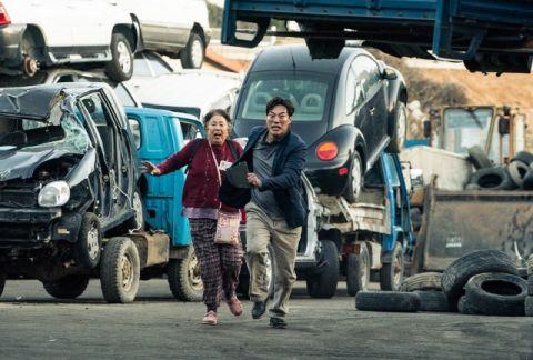 《Oh!文姬》国民奶奶罗文姬拚了!演戏近60年首度挑战动作电影