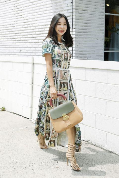 Irene&瑟琪小分队出道在即 邀始祖级时尚前辈助阵!