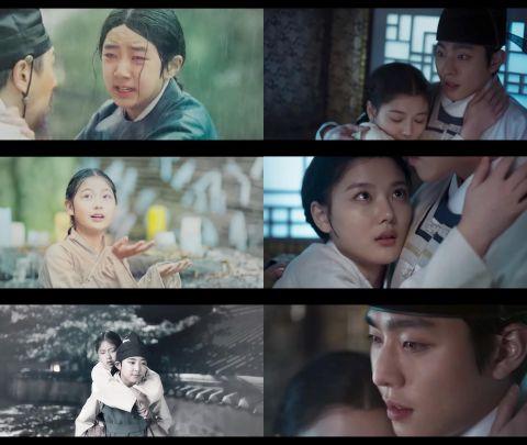 《红天机》公开EXO伯贤献唱的首波OST〈是我吗〉完整MV,深情歌声完美诠释命运般的恋人