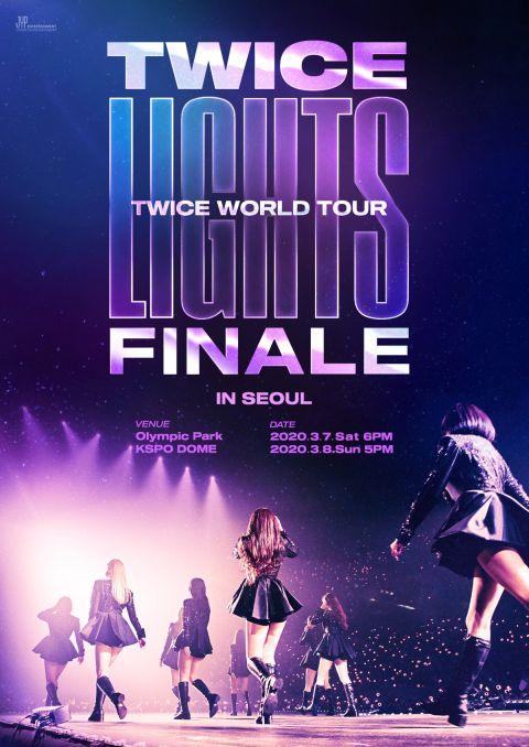 twice 演唱会照常举行!??
