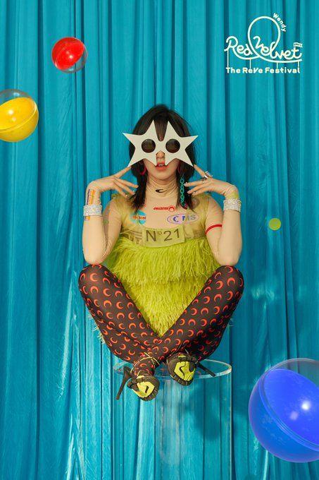 Red Velvet Wendy的「绿色上衣」竟然原本是一个...!时尚的完成果然靠颜值和身材 - KSD 韩星网 -117597-744500