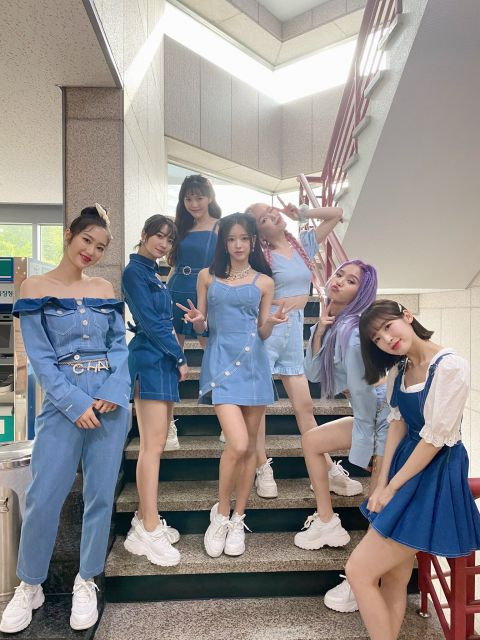 Oh My Girl 横扫音乐节目 获出道以来最佳成绩!