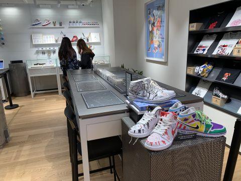 Jordan首尔旗舰店於新沙林荫大道新开幕:来这里订制一双专属自己的Jordan鞋吧!