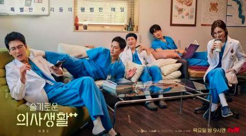 《机智医生生活》4位男医生太有魅力了!如果要挑现实男友的话,真的很难抉择