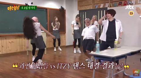 ITZY录制《认哥》,金希澈更新与成员合照:「果然像我心目中的公司JYP!我们爱你朴轸永!」 - KSD 韩星网 -118215-750923