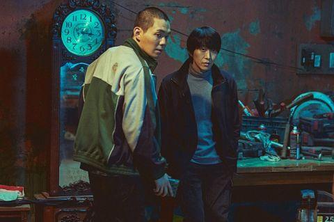 《梨泰院Class》刘庆秀试镜击败千人才能《绑架影帝黄晸珉》!「打黄晸珉前辈的戏,让我很不舒服」