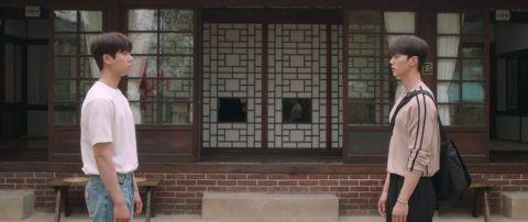 【有片】《无法抗拒的他》花絮:三人终於正式见面,宋江&蔡钟协只要一对视就笑场 XD