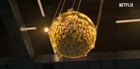 韩国真的将《鱿鱼游戏》搬到了现实中:设4个环节,最后的奖金有500万韩币!