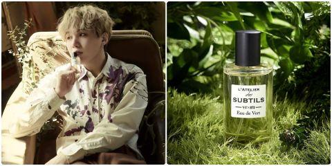 VT X BTS 将在5/30上市7款联名香水,宣传照超好看! - KSD 韩星网 -116980-737899