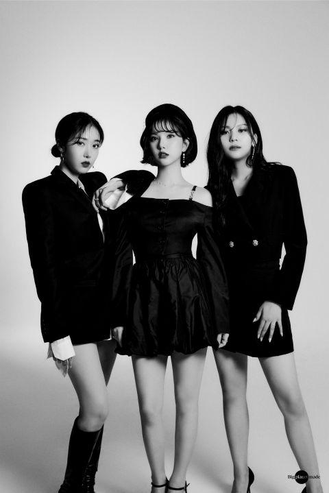 GFRIEND银河、信飞、严智与BPM娱乐签约!将组成三人女团再次出道:「感谢等待我们的粉丝们」