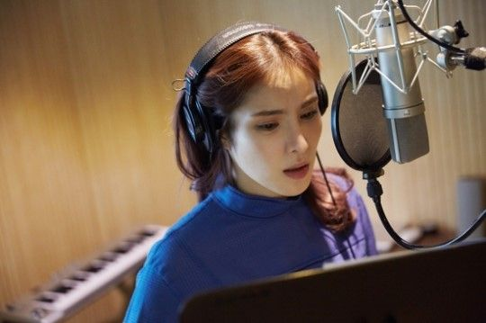 Gummy為《太陽的後裔》演唱了OST