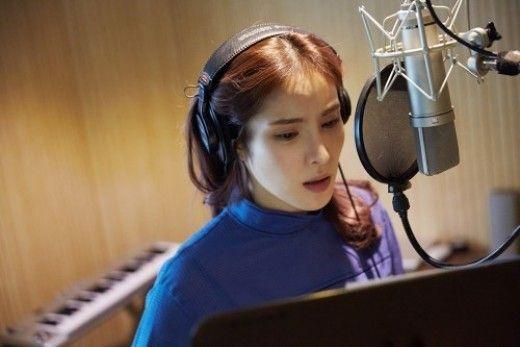 Gummy為《太陽的後裔》演唱的OST大受歡迎