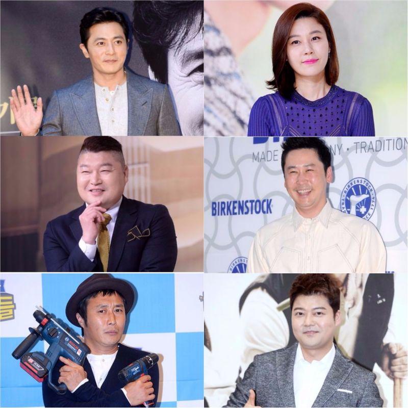 张东健、姜虎东、金荷娜等将与SM C&C合约到期  YG会是新选择吗?