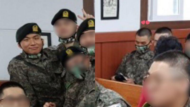 BIGBANG大声入伍近况照公开 读圣经笑容依旧