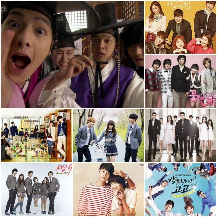 這些年的校園韓劇你追過哪部?
