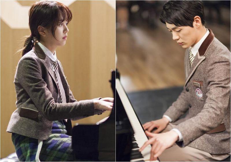 《Page Turner》金所炫申在河彈鋼琴一決高下